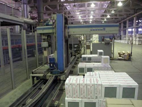 В Москве и ближайшем Подмосковье строится все большее количество предприятий по производству плитки