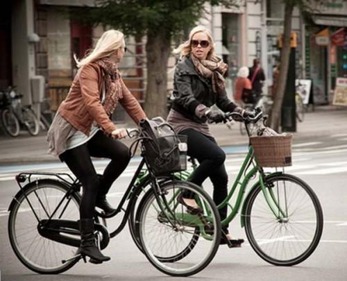Во всем мире все большую популярность приобретает такое средство передвижения, как велосипед