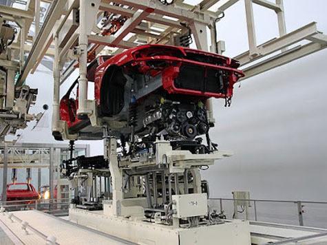 Заграничный автопром делает упор на гибридные машины