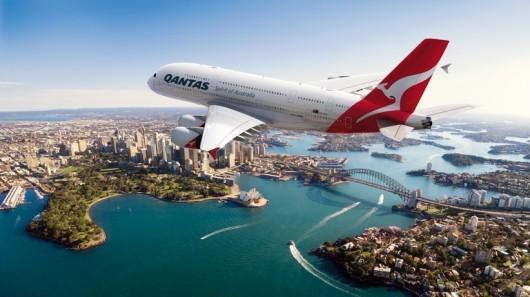 qantas-a380-sydney-dallas-fort-worth