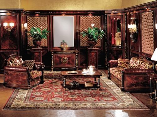 Элитную импортную мебель можно купить с 10%-ной скидкой