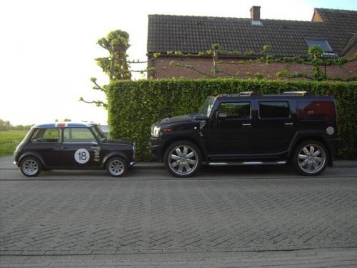My_Mini_vs_Hummer_H2_by_Sen007