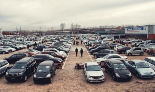 В России растет спрос на подержанные автомобили