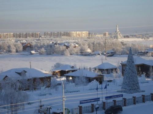 В России создаются уникальные технологии строительства в условиях сурового климата