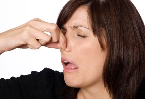 кишечная инфекция запах изо рта