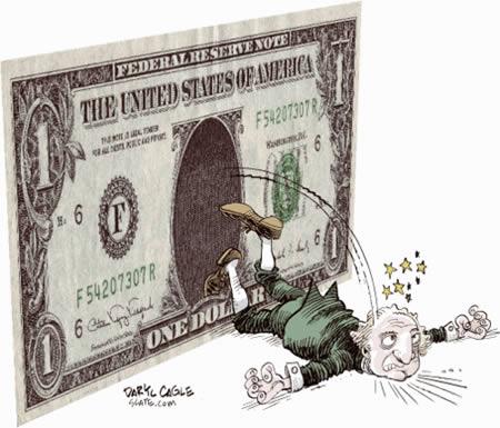 Доллар упадёт