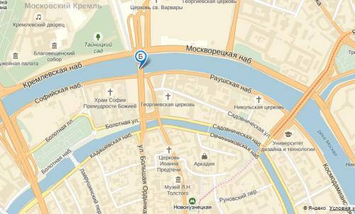 БММ (на карте)