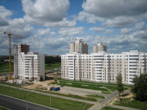 В Минске наблюдается избыток коммерческой недвижимости