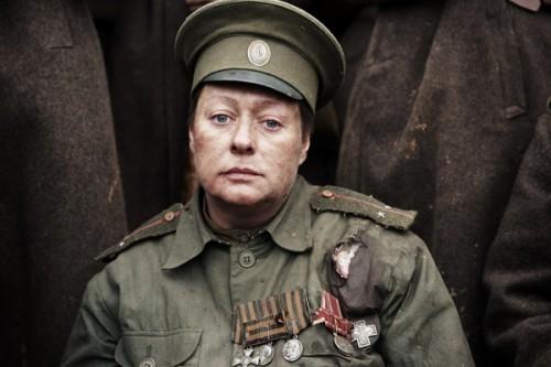 кадр из фильма Батальон