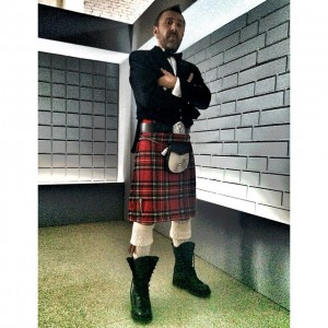 почти шотландец