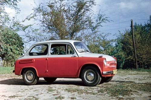 """Автомобиль ЗАЗ-965 """"Запорожец"""""""