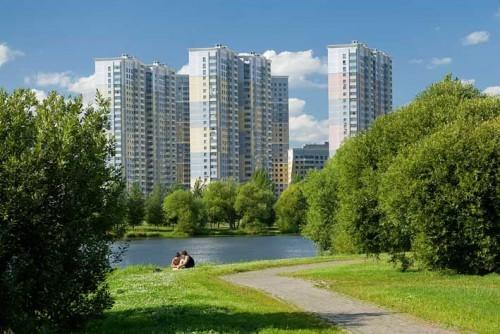 Квартиры в Южном Бутово стоят дороже европейских особняков