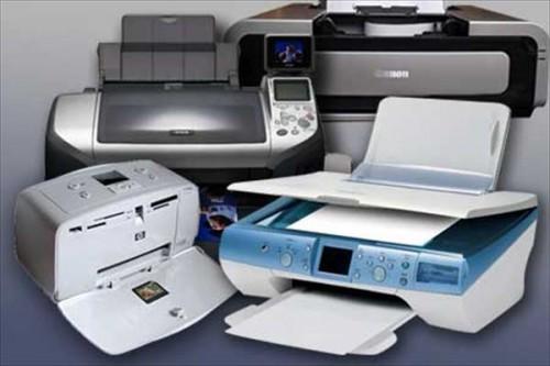 Мировой рынок печатающих устройств меняет свою структуру
