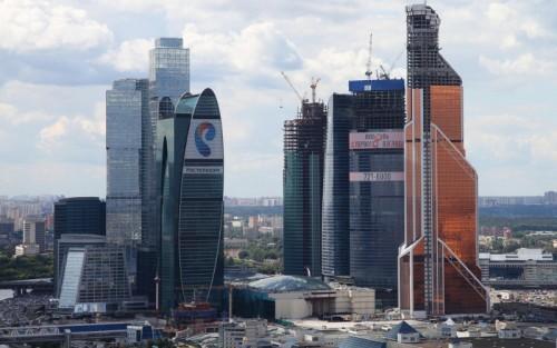 Москва больше не входит в тройку городов мира с самыми дорогими офисами