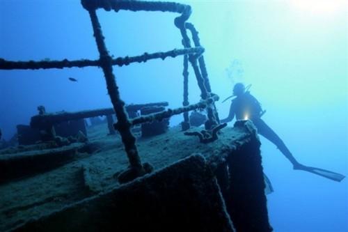 TURKEY-DIVING-SHIP