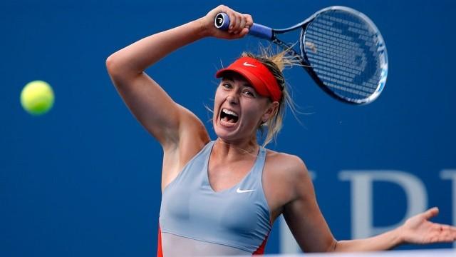 Эротические фото теннисисток известных, девушка в серых хб колготках