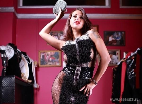 Прозрачные платья у телеведущих порно