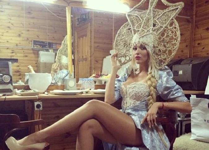 Сексуальные блондинки украины