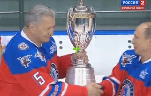 ПУтин и Кубок