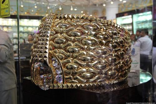 Самое большое кольцо в мире