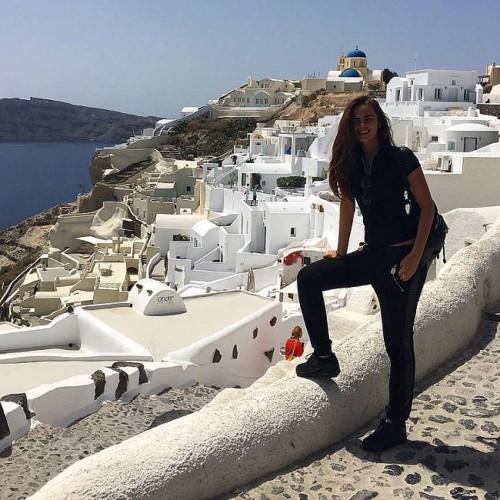 Греческая деревня