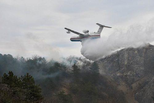 Красноярск леса горят