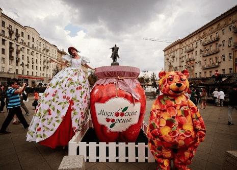 Московское варенье