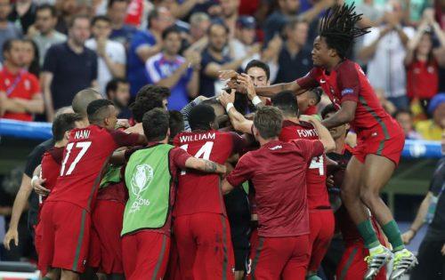 Португалия рулит