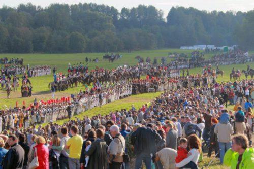 Фестиваль исторической реконструкции пройдет вБородино
