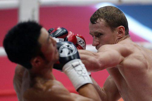 Трояновский шокировал руководителя IBF тем, что быстро нокаутировал Обару