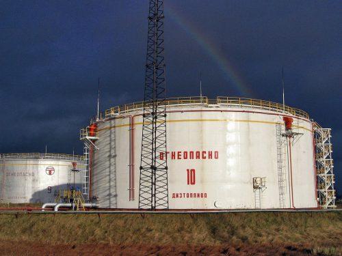 Беларусь увеличивает наполовину тарифы натранзит нефти