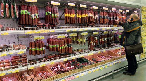 В России подорожают колбаса и субпродукты