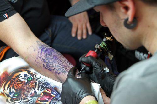 В Воронеже состоялся Международный фестиваль татуировки