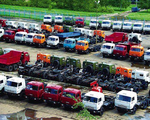 В России растет спрос на грузовые автомобили