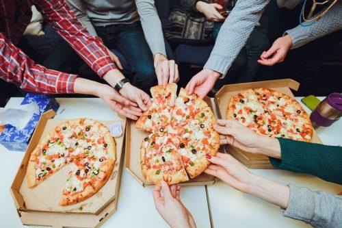 Пицца в России становится все более популярным продуктом
