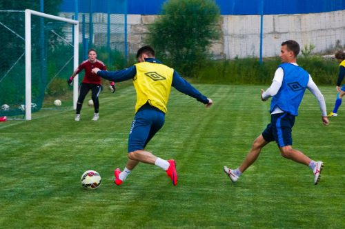 В России активно развивается любительский футбол