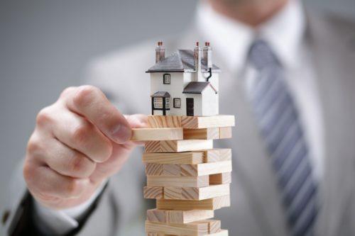 Инвестиции в недвижимость в России сокращаются