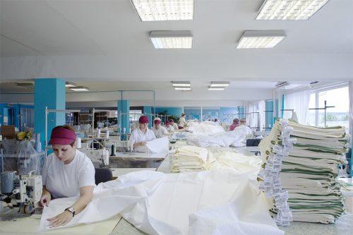 Производство постельного белья в России растет