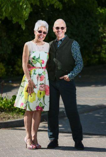 В Британии супружеская пара пенсионеров похудела вместе на 150 кг