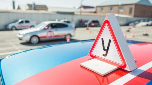 Школьников в России будут обучать вождению автомобиля