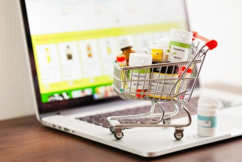 Электронная торговля лекарствами