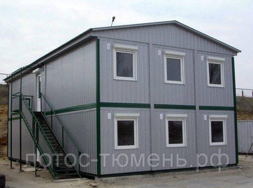 В России растет спрос на каркасные дома