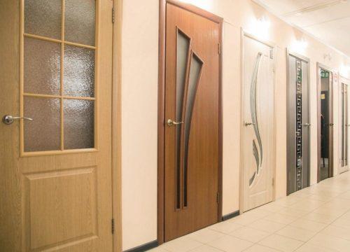 Межкомнатные двери. Самые популярные разновидности