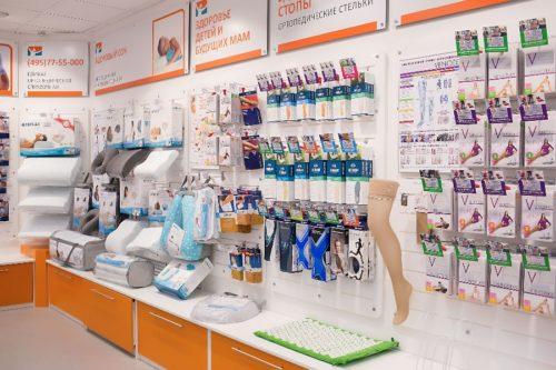 В России активно растет рынок ортопедической продукции