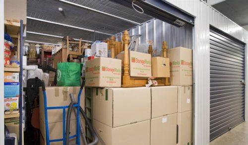 В России растет спрос на услуги сезонного хранения вещей