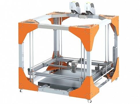 Очередная промышленная революция – за 3d-принтерами?