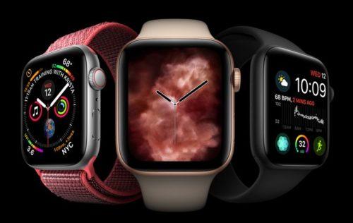 Осенью ожидается выход новой модели часов от Apple
