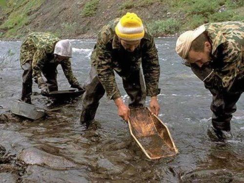 В России упростят правила добычи золота для частных старателей