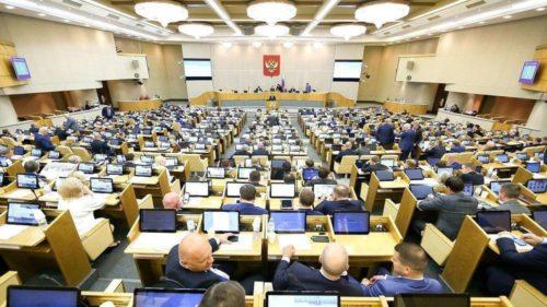 В Госдуме хотят ввести новые ограничения для интернета