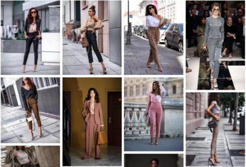 Особенности моды женских брюк сезона 2020-2021